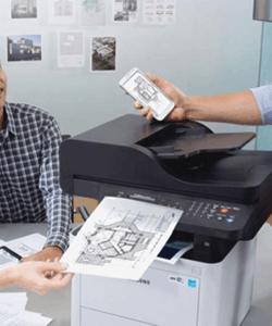 Soluções - Outsourcing de impressão 250x300