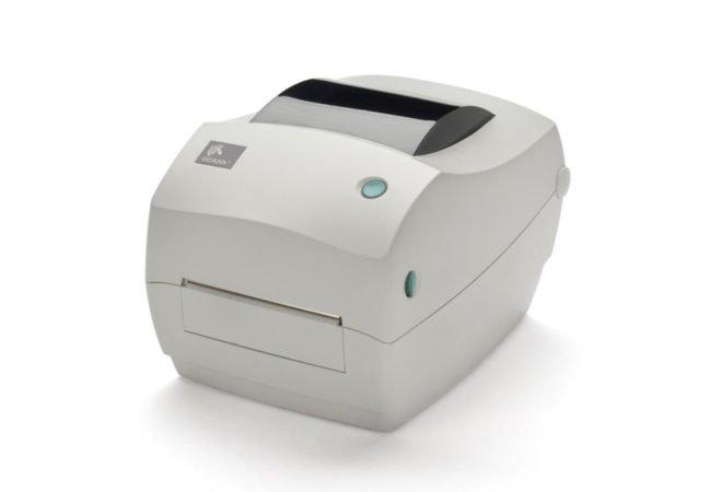 Impressora Térmica Zebra GC 420_01