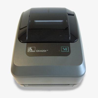 Impressora Térmica Zebra GK 420_1