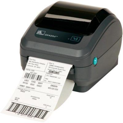 Impressora Térmica Zebra GK 420_3