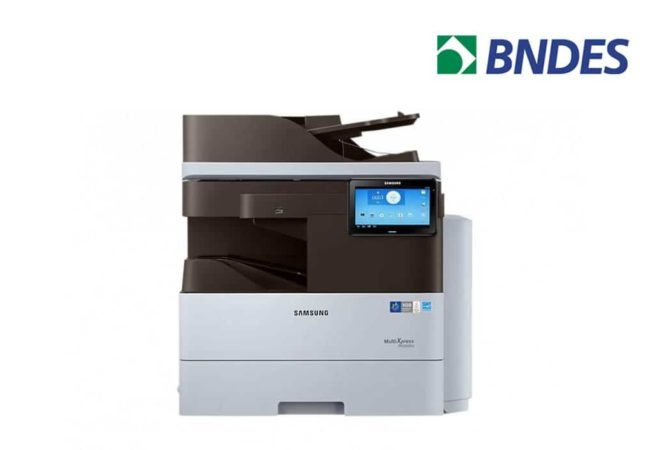 Impressora Multifuncional Samsung SL-M5360RX