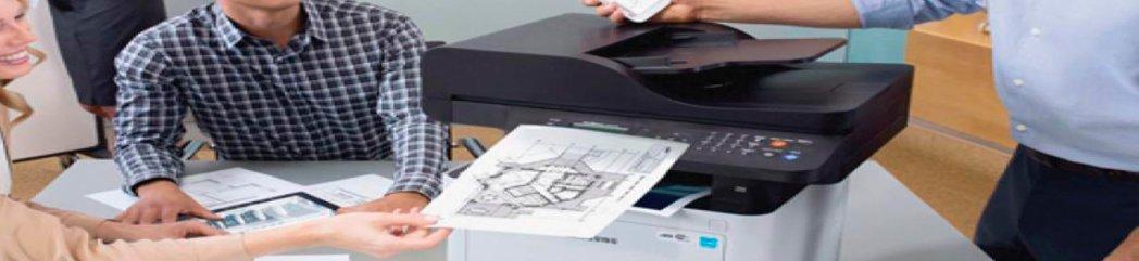 Outsourcing de impressão - Topo