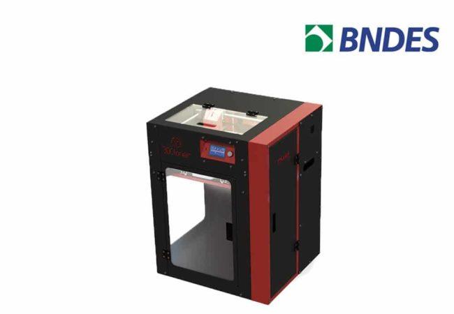 Impressora 3DCloner PLUS