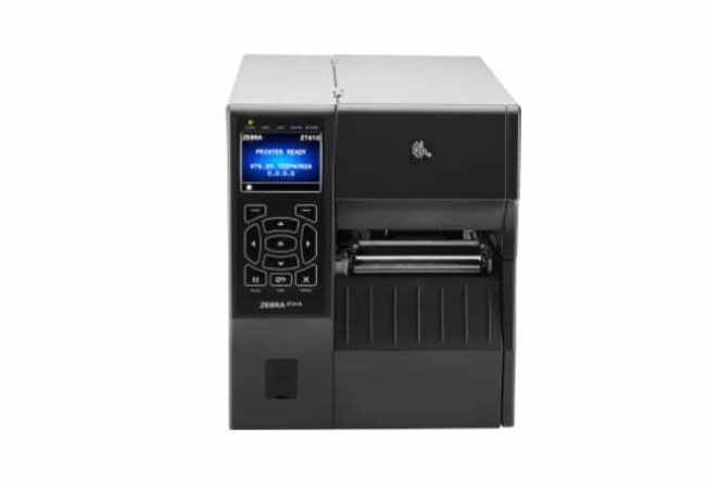 Impressora Térmica Zebra ZT410 - 01