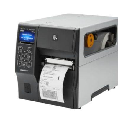 Impressora Térmica Zebra ZT410 - 02
