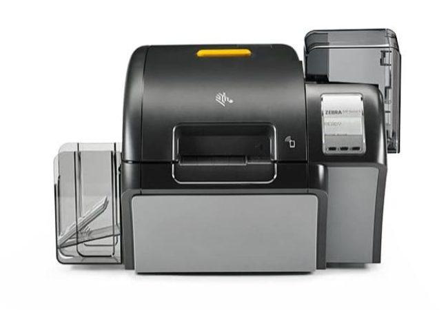 Impressora Térmica de Cartão Zebra ZXP7 -3