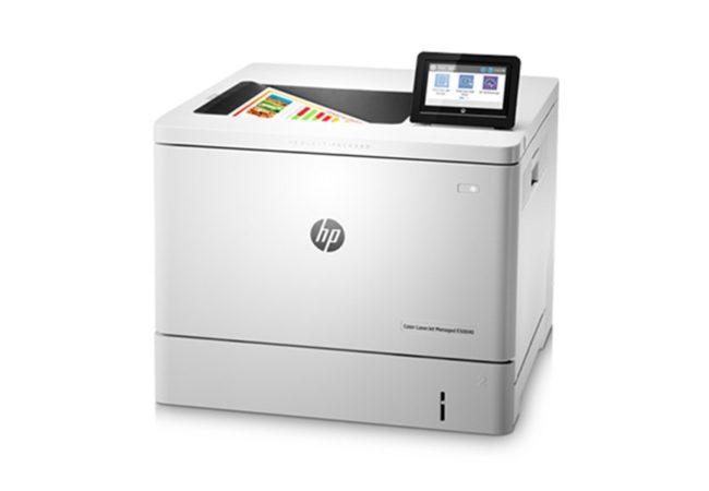 Impressora HP E55040dw
