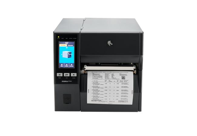 Impressora Térmica Zebra ZT421